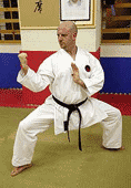 Sensei Richard Dixon
